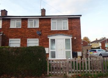 Thumbnail 2 bed flat to rent in Foxfield, Stevenage