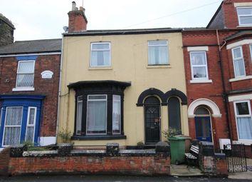 Thumbnail 3 bedroom terraced house for sale in Marshfield Road, Goole