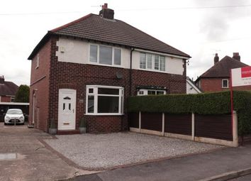 2 bed semi-detached house for sale in Garthland Road, Hazel Grove, Stockport, Cheshire SK7
