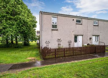 Thumbnail 2 bed terraced house for sale in Cuikenburn, Penicuik