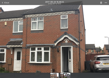 Thumbnail 1 bedroom end terrace house to rent in Brackendale Drive, West Midlands