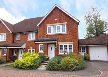 Thumbnail 3 bed end terrace house for sale in Rowtown, Surrey
