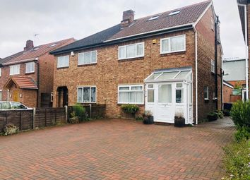 Thumbnail 5 bed semi-detached house to rent in Iveagh Avenue, London