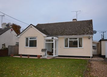 Thumbnail 3 bed detached bungalow to rent in Littleworth, Pewsey