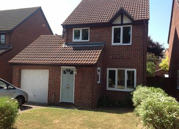Thumbnail 3 bed detached house to rent in Dawson Drift, Kesgrave, Ipswich