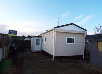 Thumbnail 1 bed mobile/park home for sale in Green Lane Estate, Pudding Norton, Fakenham