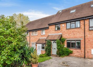 Thumbnail 4 bed terraced house for sale in Iffley Village, Oxford
