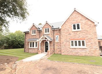 Thumbnail 4 bedroom detached house for sale in Marton Road, Willingham By Stow, Gainsborough
