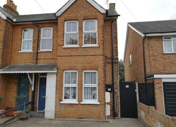 Thumbnail 1 bed maisonette for sale in Gordon Road, Ashford