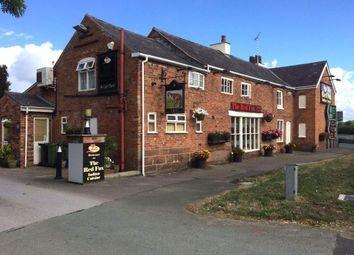 Thumbnail Restaurant/cafe for sale in Four Lane Ends, Tarporley