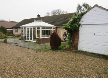 Thumbnail 3 bedroom detached bungalow for sale in Roughton Road, Cromer