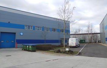Thumbnail Light industrial to let in Axiom, Orbital Park, Ashford, Kent