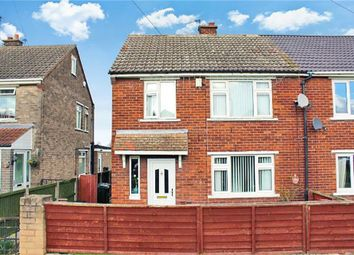 Thumbnail 3 bed semi-detached house for sale in Hesley Road, New Rossington, Doncaster, South Yorkshire