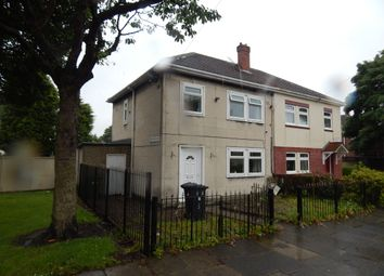 Thumbnail 3 bed semi-detached house for sale in Rothley Avenue, Ashington
