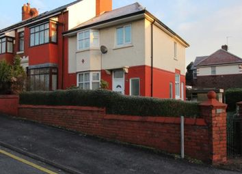 Thumbnail 3 bedroom terraced house to rent in Oxford Street, Preston