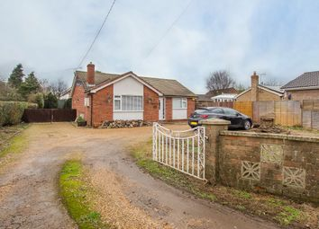 Thumbnail 2 bed detached bungalow for sale in Common Lane, Sawston, Cambridge
