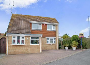 Thumbnail 4 bed detached house for sale in Summerfield Road, Palm Bay, Margate, Kent