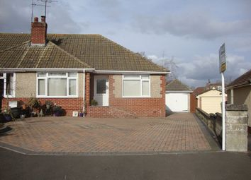 Thumbnail 3 bed semi-detached bungalow for sale in Denbigh Close, Swindon