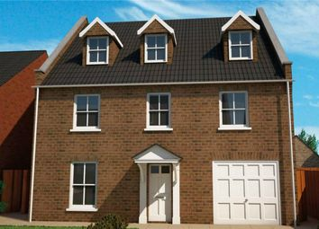Thumbnail 5 bedroom detached house for sale in Kettle Drive, Newborough, Peterborough