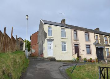 Thumbnail 2 bed end terrace house for sale in De La Beche Terrace, Morriston, Swansea