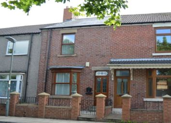 Thumbnail 2 bed property for sale in South Street, Shildon