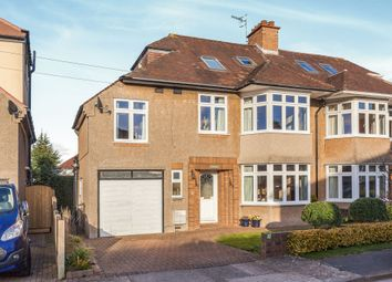 Thumbnail 5 bed semi-detached house for sale in Cote Park, Westbury-On-Trym, Bristol
