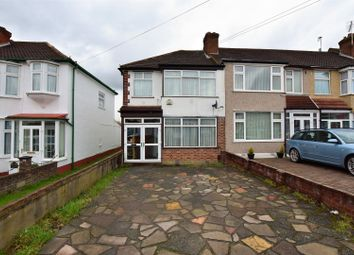 Thumbnail 3 bed end terrace house for sale in Molesey Drive, Sutton