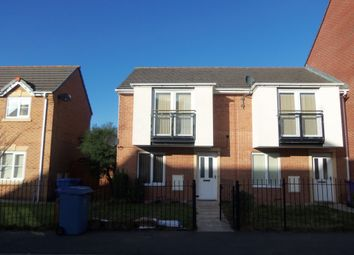 Thumbnail 3 bedroom semi-detached house to rent in Hansby Drive, Speke, Liverpool