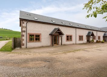 Thumbnail 3 bed end terrace house for sale in North Balloch, Alyth, Perthshire