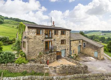 Thumbnail 4 bed detached house for sale in Oldfield Lane, Haworth, West Yorkshire