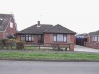 Thumbnail 3 bed bungalow to rent in Kent Drive, Hibaldstow