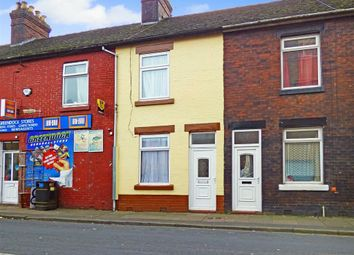 Thumbnail 2 bedroom terraced house for sale in Greendock Street, Longton, Stoke-On-Trent