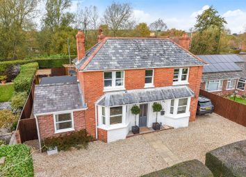 Thumbnail 3 bedroom detached house for sale in Wantage Road, Great Shefford, Hungerford