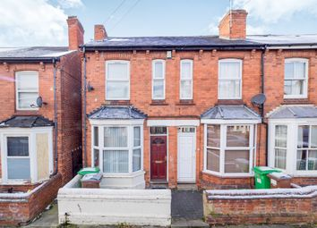 Thumbnail 2 bedroom terraced house for sale in Burford Road, Nottingham