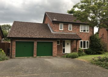 Thumbnail 4 bedroom detached house to rent in 23 Ironside Way, Uckfield, East Sussex