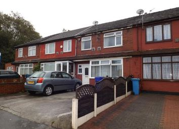 Thumbnail 3 bed terraced house for sale in Kirkmanshulme Lane, Manchester, Greater Manchester, Uk