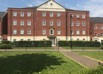 Thumbnail 2 bed flat for sale in Trunkfield Meadow, Lichfield