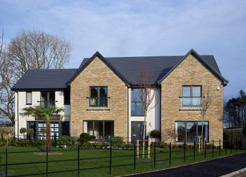 Thumbnail 6 bed detached house for sale in Low Coniscliffe, Darlington