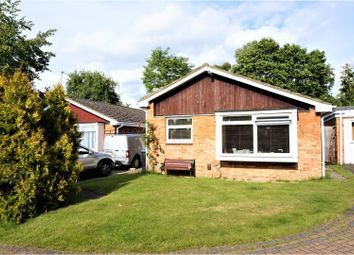 Thumbnail 3 bed detached bungalow for sale in Atkins Close, Woking