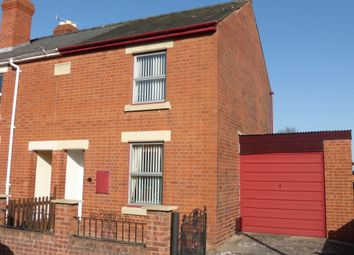 Thumbnail 2 bed semi-detached house for sale in Highmore Street, Hereford
