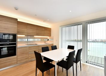 Thumbnail 3 bed flat for sale in Hampton Apartments, Royal Arsenal Riverside, London