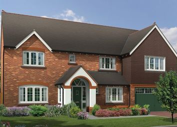 Thumbnail 5 bedroom detached house for sale in The Farnham, Birch Heath Road, Tarporley, Cheshire