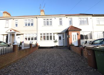 Thumbnail 3 bed terraced house for sale in Grange Road, Aveley, South Ockendon, Essex
