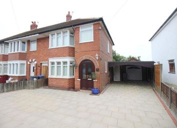 Thumbnail 3 bed end terrace house for sale in Brough Avenue, Blackpool