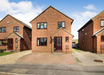 Thumbnail 4 bedroom detached house for sale in Cavalier Close, Theale, Reading