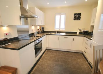 Thumbnail 2 bed flat for sale in Malthouse Way, Old Brewery, Horndean