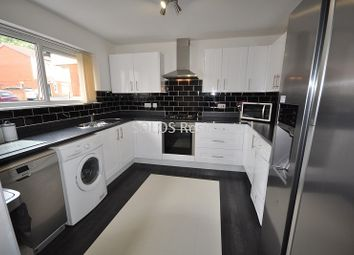 Thumbnail 3 bed terraced house to rent in Thrapston Avenue, Arnold, Nottingham