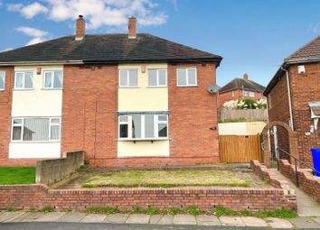 Thumbnail 3 bed semi-detached house for sale in Boon Avenue, Penkhull, Stoke-On-Trent