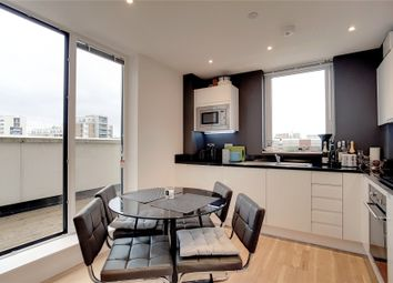 Thumbnail 1 bed flat for sale in Langan House, 14 Keymer Place, London