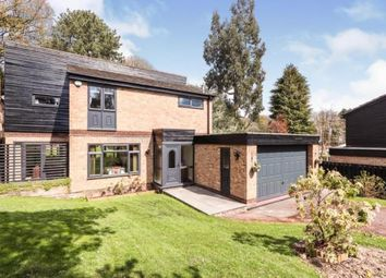 4 bed detached house for sale in Little Common Lane, Sheffield, South Yorkshire S11